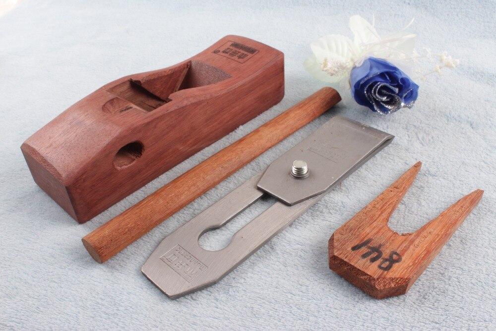 Mahogany Wood Plane Manual Hand Tuibao Plane Plane Woodworking Tools
