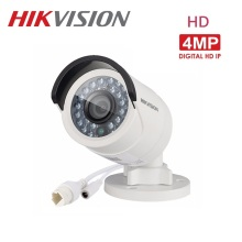 HIKVISION English Version DS-2CD2042WD-I 4MP POE Onvif Outdoor IP Camera 30m IR Distance IP66 weatherproof CCTV Security