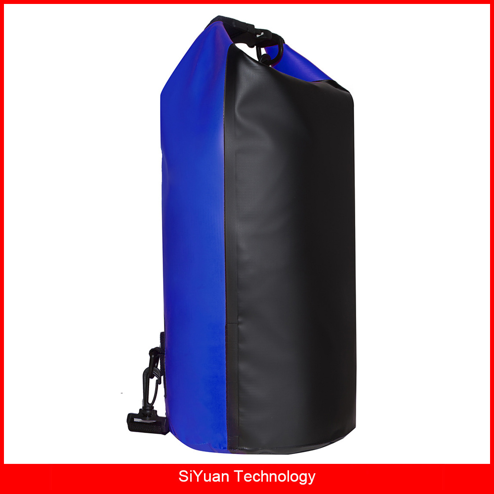 Outdoor Durable PVC 10L Waterproof Dry Bag Sack with Zipper Adjustable Shoulder Strap for Boating Hiking and Camping косметичка outdoor research lightweight dry sack 15