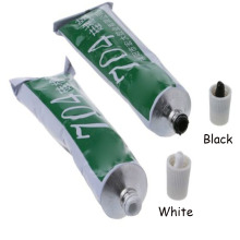 1 шт. 704 фиксированные термостойкие силиконовые уплотнители клей водонепроницаемый изоляционный герметик для электроники Горячий
