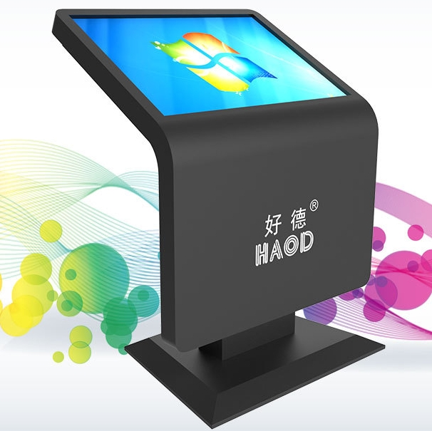 32 42 47 55 65 Inch Shopping Mall Guide System Touch Interactive 3D Maps Signage Totem Kiosk