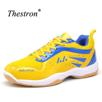 Ifrich Badminton Shoes Women Men Court Shoes Badminton Sneakers Indoor Sport Shoes Size 45 Table Tennis Shoes Couples Sneakers
