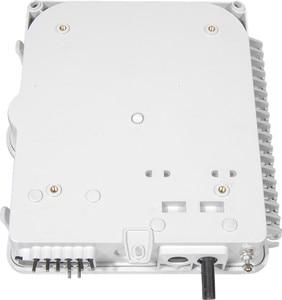 Image 2 - FTTH 12 cores fiber Termination Box 12 port 12 channel Splitter Box indoor outdoor fiber Splitter Box ABS