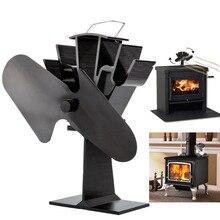 Eco-friendly Heat Powered Stove Fan for Wood Gas Pellet Stoves Ecofan SF-112 Free Shipping
