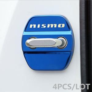 Image 3 - Car Styling Emblems Stickers Case For Nissan Tiida Teana Nismo Skyline Juke X Trail Almera Qashqai Car Styling Accessories