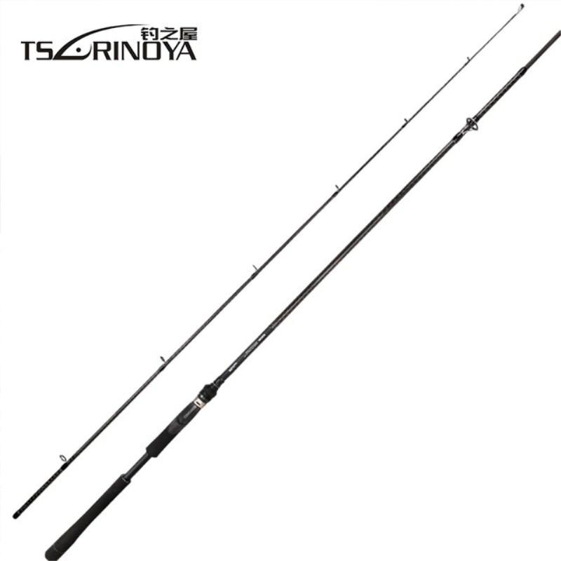 Trulinoya 2.4m 2.7m 3.0m 3.3m 2/3 Sets MH/M Power Spinning Fishing Rod FUJI Guide Ring and FUJI Reel Seat  Pole Olta Pesca StickTrulinoya 2.4m 2.7m 3.0m 3.3m 2/3 Sets MH/M Power Spinning Fishing Rod FUJI Guide Ring and FUJI Reel Seat  Pole Olta Pesca Stick