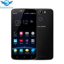 """DINGDING E6 6 """"Mobile Téléphone 3G MT6580A Quad core 1G RAM 16G ROM Android 6.0 720*1280 HD 3100 mAh Grande Batterie Double SIM"""