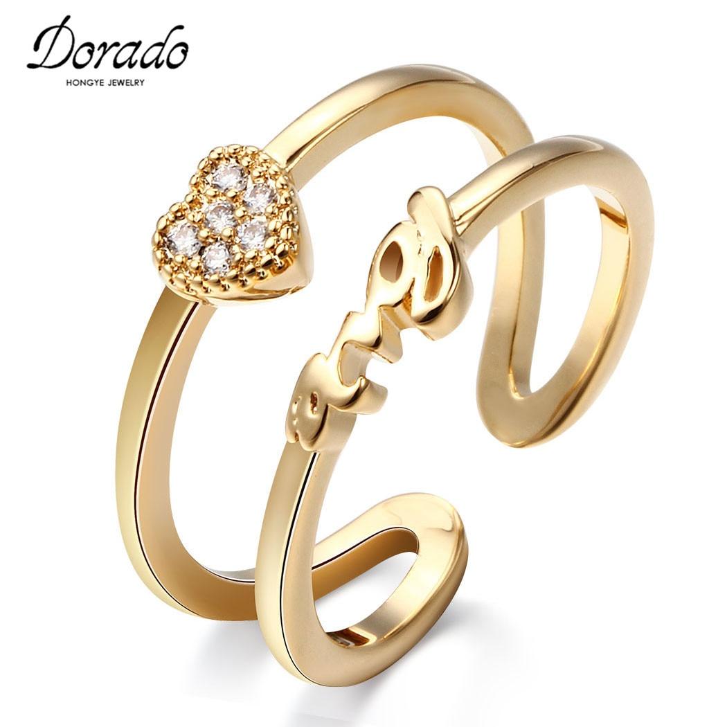 Dorado Mode Finger Öffnung