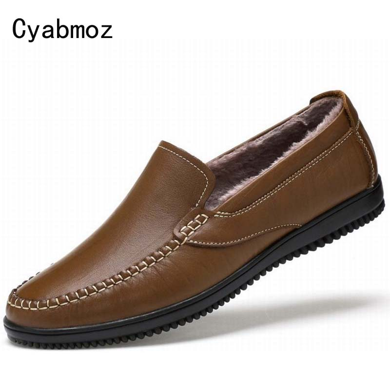 Big Sizes Genuine Leather Fashion Men Shoes Handmade Summer Autumn Winter High Quality Men Flats Shoes 38-46 Soft Sole Loafers zenvbnv high quality summer cow genuine leather men shoes soft loafers fashion brand men moccasins flats comfy driving shoes