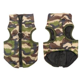 Camouflage Jacket 1
