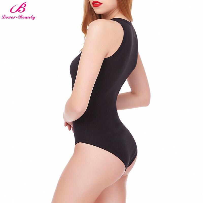 Lover Beauty Slimming Shapewear Sleeveless Bodysuit Tank -8256