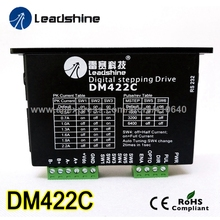 Leadshine DM422C - 2 Phase Digital Stepper Drive; Max 40 VDC / 2.2A high quality leadshine 2 phase digital stepper drive 3dm583 work 24v 50 vdc out 2 1a to 8 3a