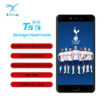 LEAGOO T5c смартфон с 5,5-дюймовым дисплеем, восьмиядерным процессором SC9853, ОЗУ 3 ГБ, ПЗУ 32 ГБ, 13 МП, Android 7,0, 4G LTE