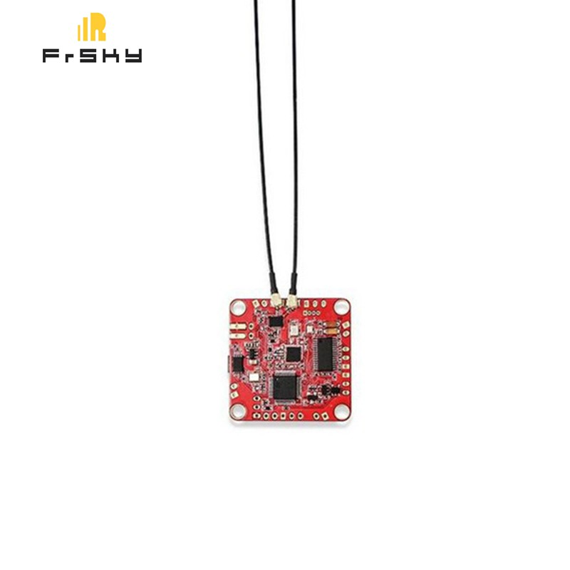 Original FrSky XSRF4O OSD Flight Controller Integrate with FrSky XSR Receiver RX For RC Transmitter Drone Quadcopter Spare Parts frsky tfr6 tfr6 a 7ch 2 4g receiver compatible with futaba fasst frsky tfr6 t8fg 10cg 14sg tf module