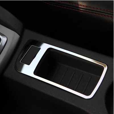 car usb panel decorative cover trim fit for ford focus 2. Black Bedroom Furniture Sets. Home Design Ideas