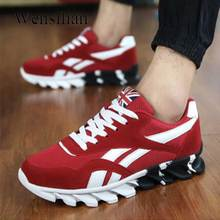 Fashion Sneakers Men Breathable Shoes Vulcanize Mesh Shoes Mens Trainers Laces For Footwear Tenis Masculino Adulto
