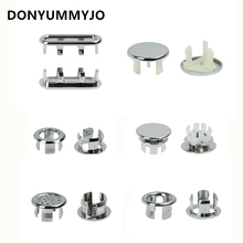 Ceramic Basin Cover-Accessories Sink Wash-Hole DONYUMMYJO Plastic Plug Overflow-Ring