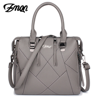 ZMQN Women Handbags Famous Brands Luxury Handbags Women Bags Designer PU Leather Stitching Crossbody Bags Of
