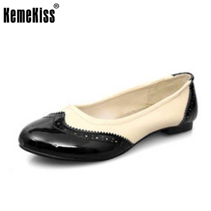 KemeKiss Free shipping flats shoes casual fashion lady sexy dress women footwear P4730 hot sale EUR size 34-45 free shipping candy color women garden shoes breathable women beach shoes hsa21