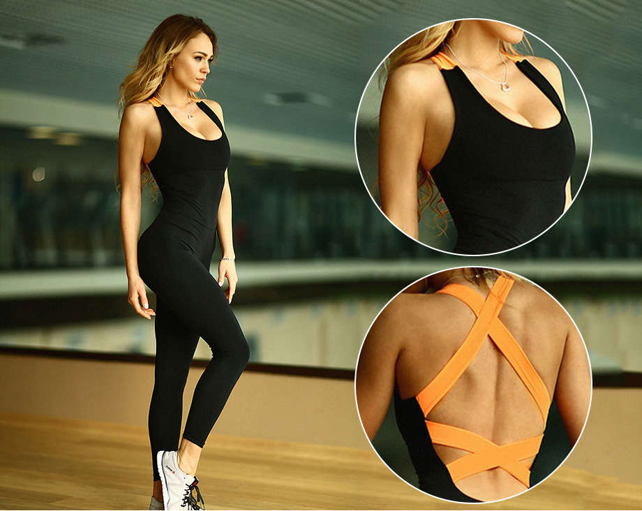 HTB1MSkNc7fb uJkHFCcq6xagFXaN - Women's Training Outfit - Hot Sexy Backless Butterfly Strap Jumpsuit - One Piece