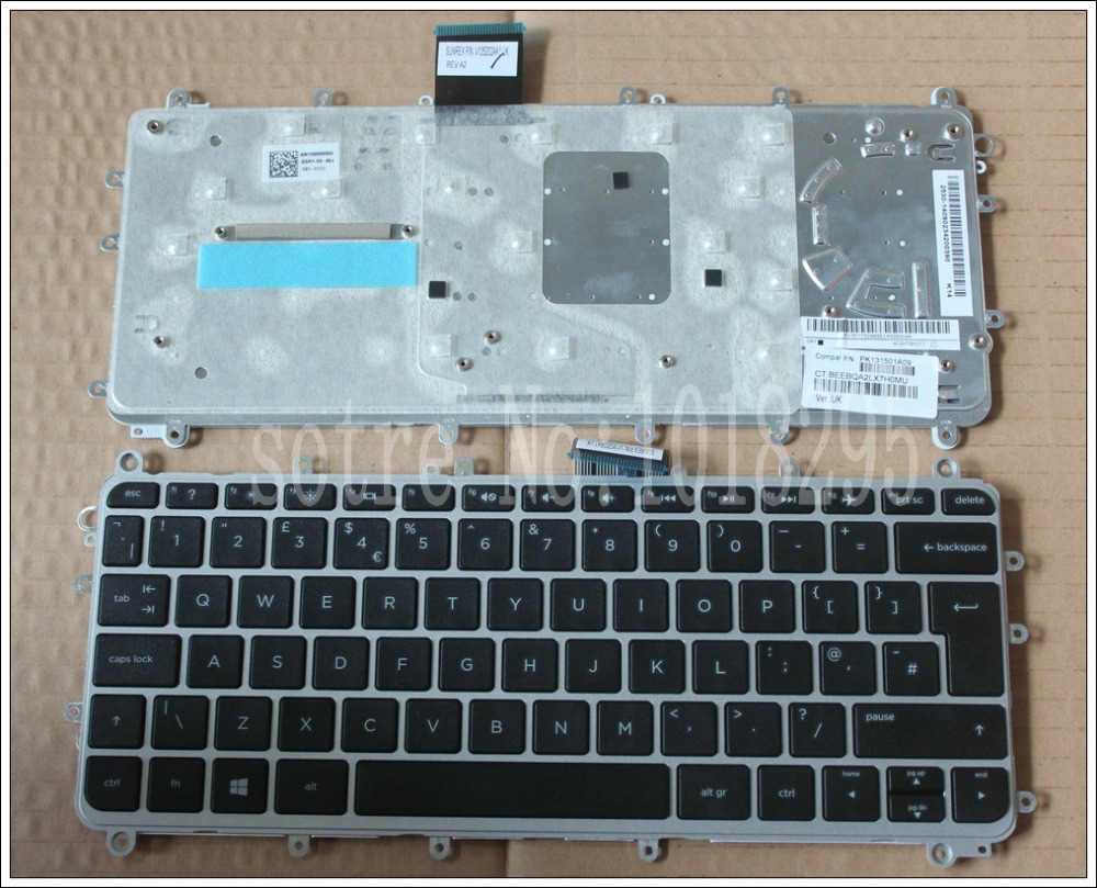 Worldwide delivery hp pavilion x360 keyboard in Adapter Of