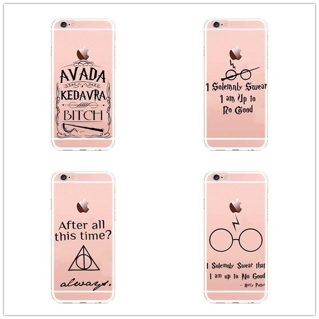 coque harry potter iphone 6 plus