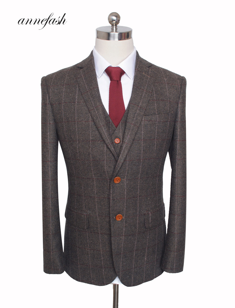 Men's Tailor Made Black Suit Sets Wedding Dress Suit Classic Groom Wear Tuxedo Jacket With Pant(Jacket+bowtie+Pant) 4