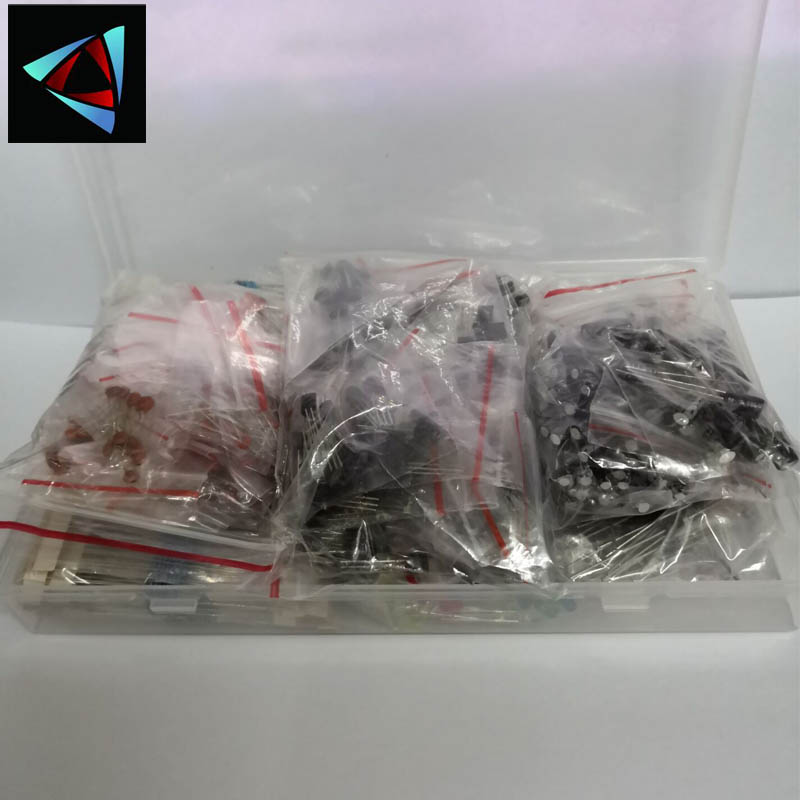 Metal film Resistor assortment…