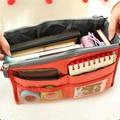 Colors Make up Organizer Bag Men Casual Travel Bag Multi Functional Women Cosmetic Bags Storage Bag in bag Makeup Handbag