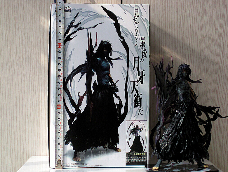 Japan Anime Bleach Getsuga tenshou figures Cartoon 7