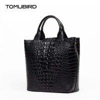 2020 New luxury handbags women bag designer quality genuine leather fashion alligator grain women leather handbags shoulder bag