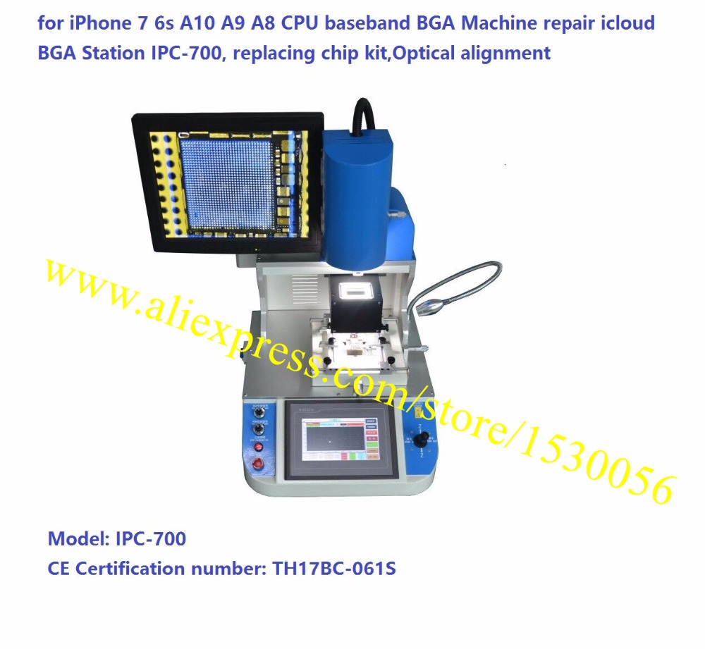 For Iphone 7 6s A10 A9 A8 Cpu Baseband Samsunghtc Repair Bga
