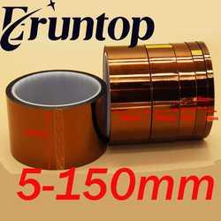 1 шт. 30 м клейкая лента Высокая температура термостойкие Полиимид клейкие ленты 260-300 градусов для электронной промышленности