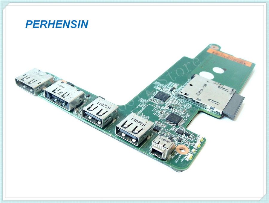 FOR HP FOR EliteBook 8560W 15 6 Card Reader Board USB 01015S900 388 G
