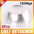 5Pcs/lot Golf Detacher Security Tag Remover Magnetic Force 12000GS The Hard Detacher Eas System