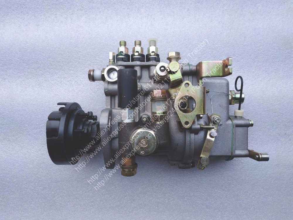 Fujian Lijia engine SL3105ABT EPA type , the high pressure fuel pump,pump number: jiangdong jd495t ty4102 engine for tractor like luzhong series the high pressure fuel pump x4bq85y041
