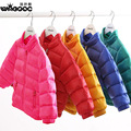 Fashion Children Down Jackets Coats for Winter Kids Coats Thick Duck Warm Jacket Boys and Grils Outerwears V-0463