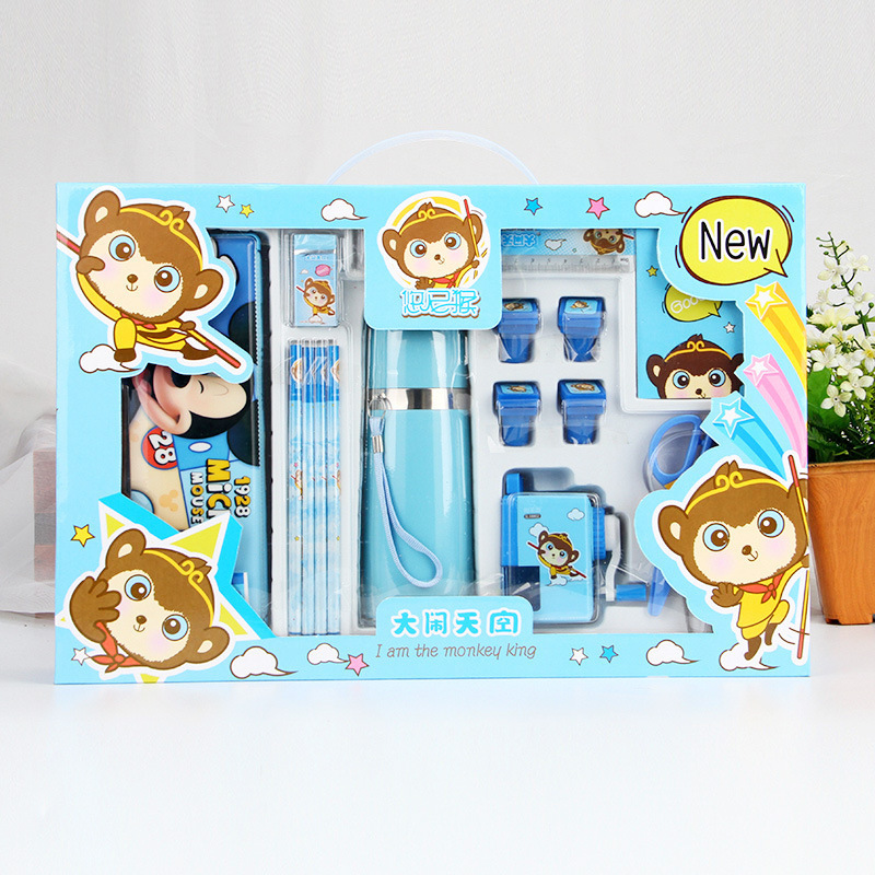 Kids PAWPatrol 5 Piece Stationery School Set Pencil Case,Pencil,Ruler Gift 3+