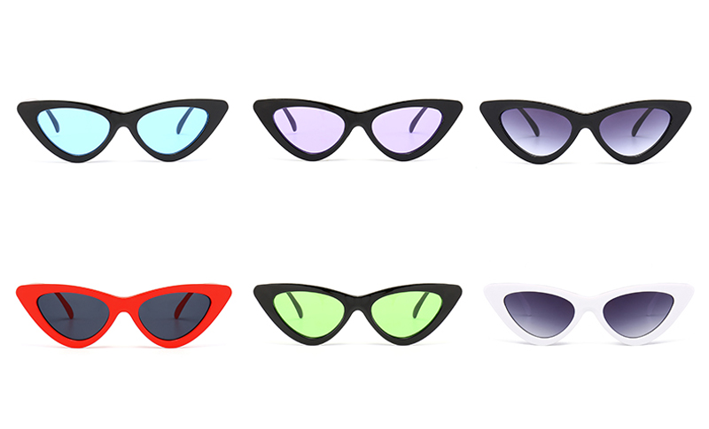 cute sexy retro cat eye sunglasses women small 0310 details (2), retro, vintage, sunglasses, retro sunglasses