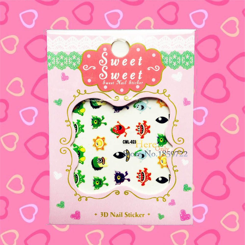 You Might Want To Try Out The O Kitty Little Twin Stars Or My Melody Nail Stickers