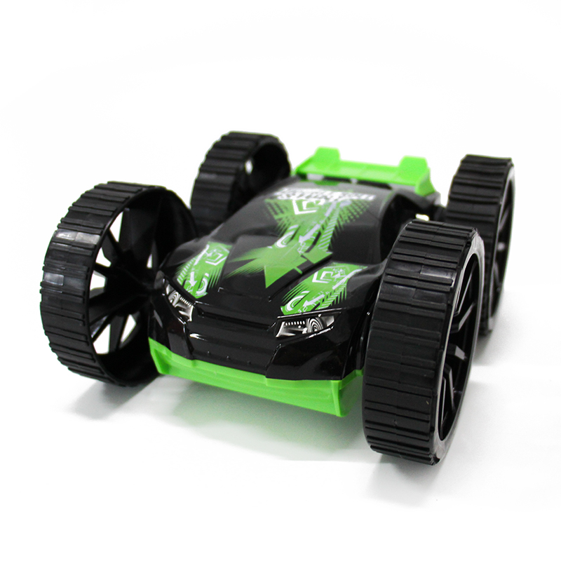 Remote Controll Racing Four-wheel Drive Dump Stunt Toys Cars For Kids5588-603