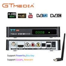 GTMEDIA TT PRO Russia DVB T2/T Terrestrial TV Receiver Recep