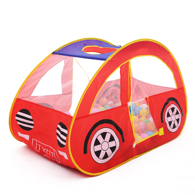 Indoor car tent kids game house cloth play house boy tent toy baby ball pool girl  sc 1 st  AliExpress.com & Indoor car tent kids game house cloth play house boy tent toy baby ...