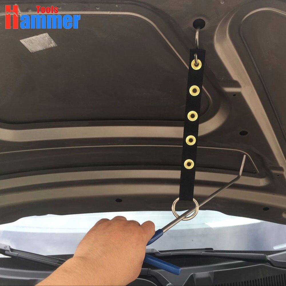 Профессиональный нейлон ремешок для PDR крюк PDR инструменты Paintless вмятина Инструменты для ремонта автомобиля Дент removel комплекты
