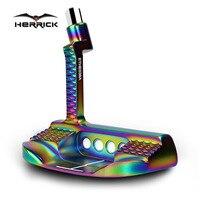 гольф клубов гольф клюшкой прямо стали материалы красочные ниже центра gracity супер стабильный дистрибутив headcover бесплатная доставка