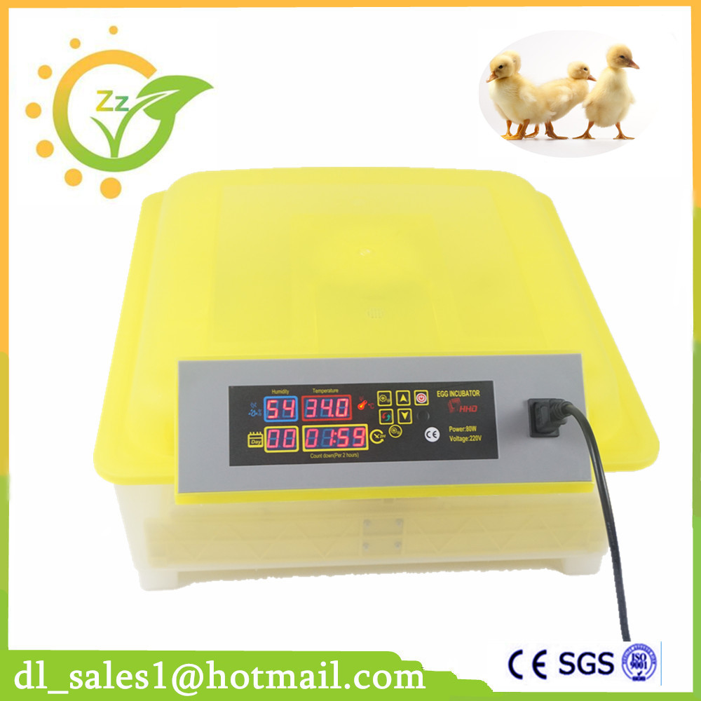Automatic Incubator Digital Poultry Quail Egg Incubator 48 Eggs Duck Egg Incubators Automatic Incubator Digital Poultry Quail Egg Incubator 48 Eggs Duck Egg Incubators