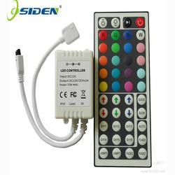 Светодио дный контроллер 44 ключей светодио дный ИК Панели управления rgb светодиодный контроллер ИК-пульт дистанционного диммер DC12V 6A для RGB