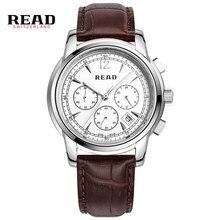 Мода Повседневная Luxury Brand Чтения Серии Мужские Часы Женеве Кварцевые Часы Мужчины Спорт Платье Бизнес Часы Подарка Продаж PR72