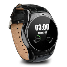 Aiwatch G3 Bluetooth Smart Watch Cellphone 2G GSM 1.3″ Pedometer Sleep Monitor Anti-lost Handfree Call Speaker for IOS Android