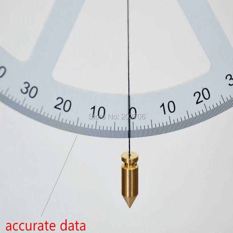 Gradiometer Clinometer winkel herrscher einstellbare triangle Angle ...